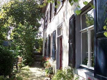Tuin Open Haard : Zuid limburgs vakantiehuis gulpen zuid limburg open haard pers